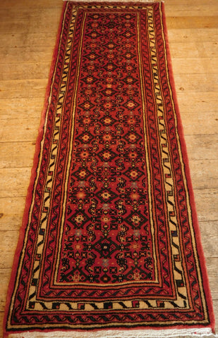 Hossein Abad Rug 191x70 Z5268 - Persian Tribal Rugs
