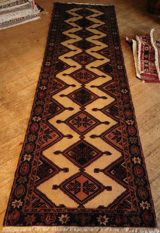 Koliai Runner 276x86 Z5240 - Persian Tribal Rugs