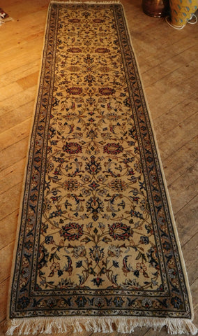 Kashan Runner 298x83 Z5249 - Persian Tribal Rugs