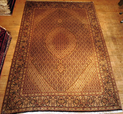 Bijar Rug 290x198 Z5280 - Persian Tribal Rugs