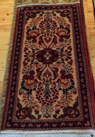 Hamedan Runner 142x75 FAR27 - Persian Tribal Rugs