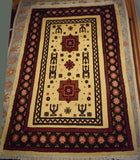 Hamedan Rug 135x87 Z1217 - Persian Tribal Rugs