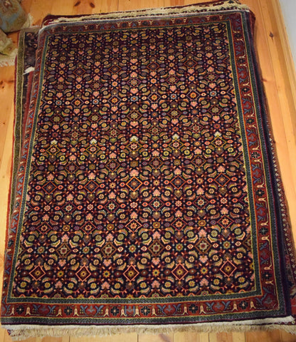 sarouk Rug 144x109 Z3001 - Persian Tribal Rugs