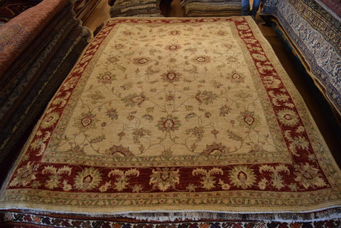 Ziegler Rug 296x209 20080 - Persian Tribal Rugs - 1