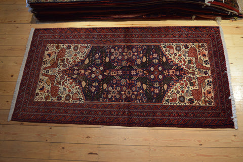 Balouch Rug 192x100 Z3058 - Persian Tribal Rugs