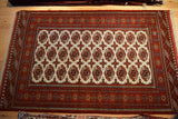 Turkman Rug 210x140 Z1190 - Persian Tribal Rugs