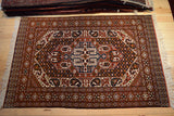 Quchan Rug 191x130 664 - Persian Tribal Rugs - 1