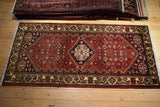 Abadeh Rug 205x105 Z3011 - Persian Tribal Rugs