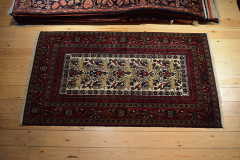Balouch Rug 170x100 2171 - Persian Tribal Rugs - 1