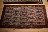 Senneh Rug 217x122 7300 - Persian Tribal Rugs - 2