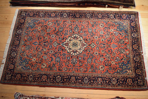 Sarouk Rug 200x130 X4207 - Persian Tribal Rugs