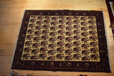 Afshar Rug 190x146 O1118 - Persian Tribal Rugs