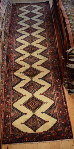 Koliai Runner 333x88 Z2396 - Persian Tribal Rugs
