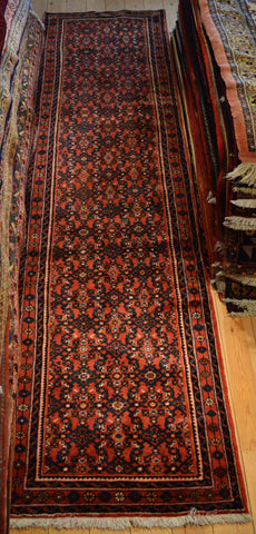 Hossein Abad Runner 350x86 Z5005 - Persian Tribal Rugs