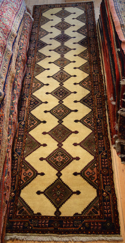 Koliai Runner 355x90 Z4520 - Persian Tribal Rugs
