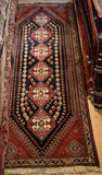 Qashqai Runner 265x100 Z3057 - Persian Tribal Rugs