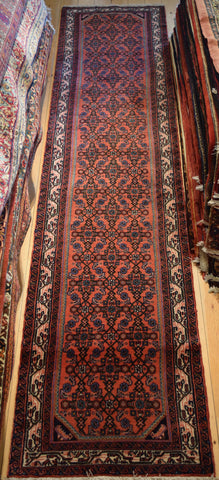 Enjelas Runner 370x80 Z4407 - Persian Tribal Rugs