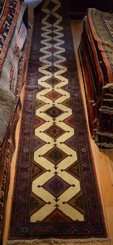 Koliai Runner 580x80 Z4406 - Persian Tribal Rugs