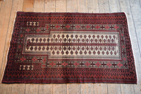 Balouch Rug 140x90 Z4963 - Persian Tribal Rugs