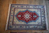 Nain Rug 120x95 Z4690 - Persian Tribal Rugs