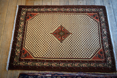 Enjelas Rug 140x100 Z4684 - Persian Tribal Rugs