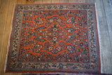 Sarouk Rug 129x106 X1081 - Persian Tribal Rugs