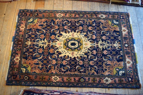 Senneh Rug 162x110 Z4221 - Persian Tribal Rugs