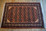 Enjelas Rug 140x100 Z4685 - Persian Tribal Rugs