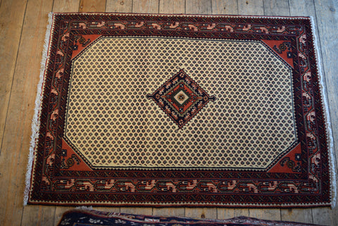 Enjelas Rug 135x98 Z4682 - Persian Tribal Rugs
