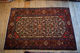 Roudbar Rug 150x100 X5467 - Persian Tribal Rugs