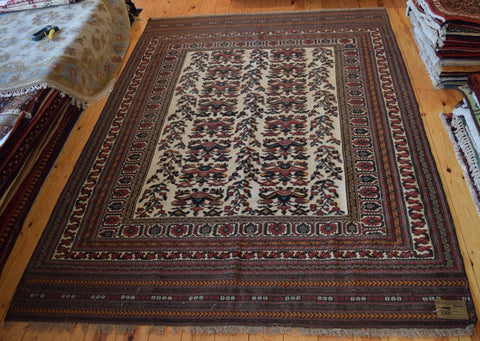 Persian Kilim 280x200 AA22 - Persian Tribal Rugs