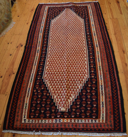Persian Kilim 270x130 X4166 - Persian Tribal Rugs