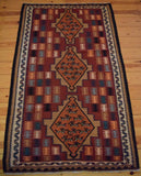 Persian Kilim 170x105 Z533 - Persian Tribal Rugs - 2