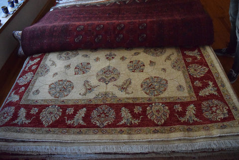 Ziegler Rug 308x207 15995 - Persian Tribal Rugs