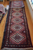 Asadabad Runner 405x78 X5424 - Persian Tribal Rugs