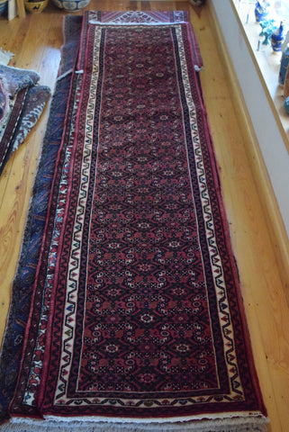 Hossein Abad Runner 290x70 FAR40 - Persian Tribal Rugs