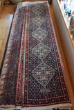 Senneh Runner 277x50 Z278 - Persian Tribal Rugs - 2