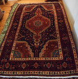 toyserkan Rug 233x136 Z4898 - Persian Tribal Rugs