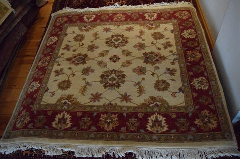 Ziegler Rug 155x148 AA102 - Persian Tribal Rugs
