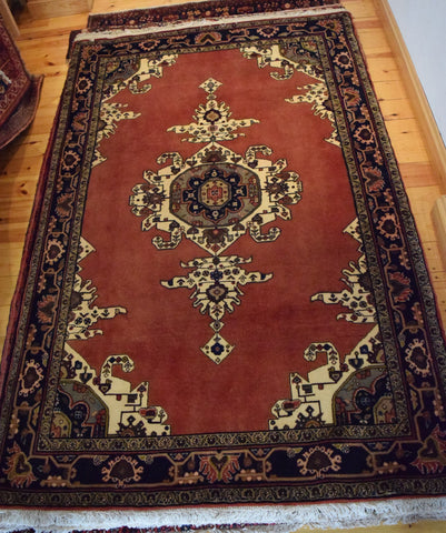 koliai Rug 234x150 Z2981 - Persian Tribal Rugs