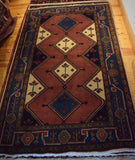 Koliai Rug 240x150 X4877 - Persian Tribal Rugs - 2