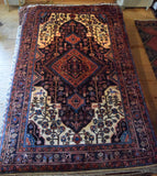 Nahavand Rug 245x155 Z4716 - Persian Tribal Rugs