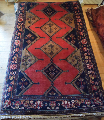 Koliai Rug 282x154 Z4917 - Persian Tribal Rugs