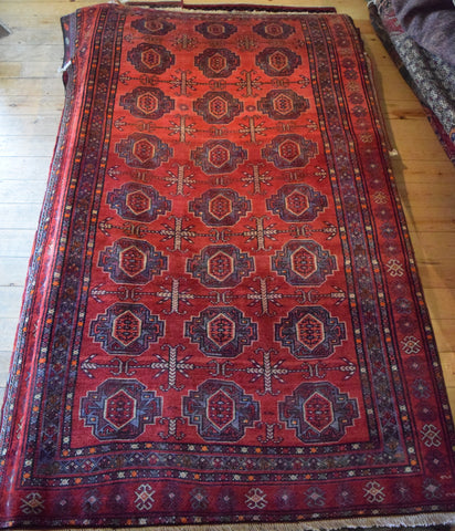 Kurd Rug 270x155 Z2963 - Persian Tribal Rugs