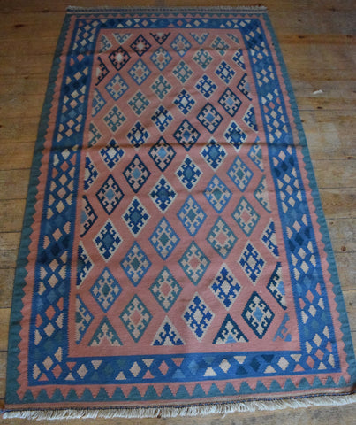 Persian Kilim 193x105 Z2775 - Persian Tribal Rugs
