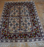 Persian Kilim 148x117 F95 - Persian Tribal Rugs - 2