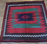 Persian Kilim 135x130 Z2513 - Persian Tribal Rugs - 2