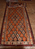 Persian Kilim 410x118 D16 - Persian Tribal Rugs - 2