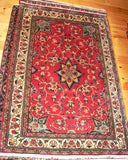 Hamedan Rug 190x130 X2827 - Persian Tribal Rugs - 2