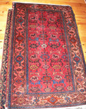 Hamedan Rug 210x127 X5064 - Persian Tribal Rugs - 2